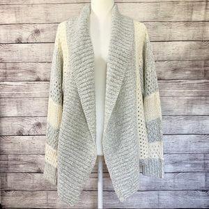Torrid Wide Collar High  Low Knit Sweater